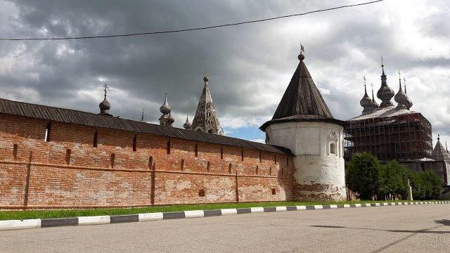 Реставрация храмов в Юрьеве-Польском