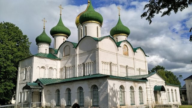 Спасо-Преображенский собор в Суздале