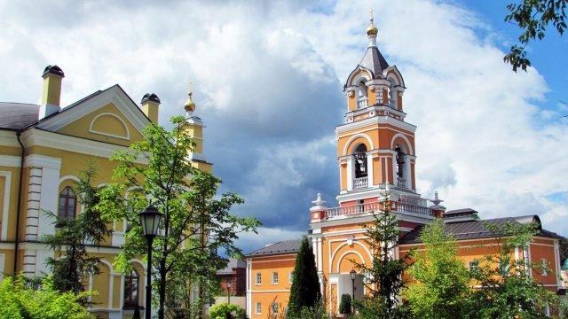 Спасо-Вифанский монастырь в Сергиевом Посаде