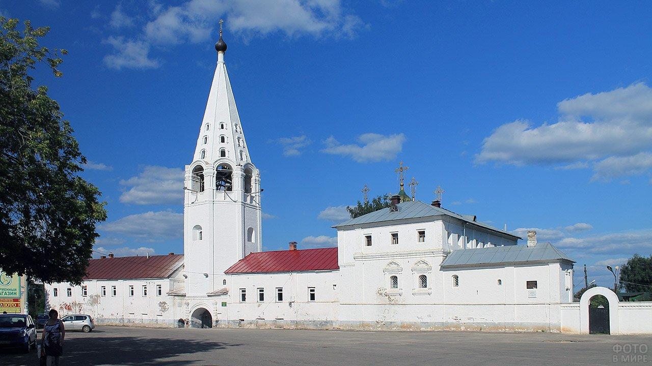 Сретенский монастырь в Гороховце