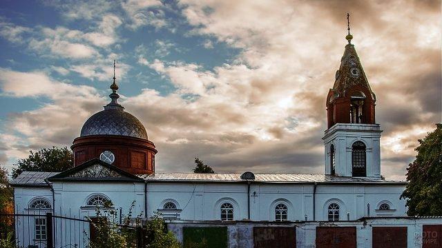 Свято-Троицкий храм в Гусе-Хрустальном