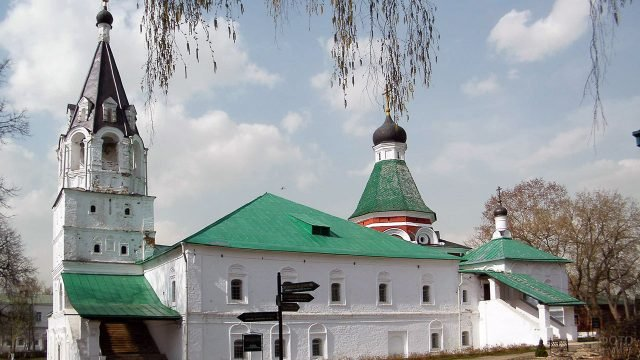 Успенская церковь в Александрове