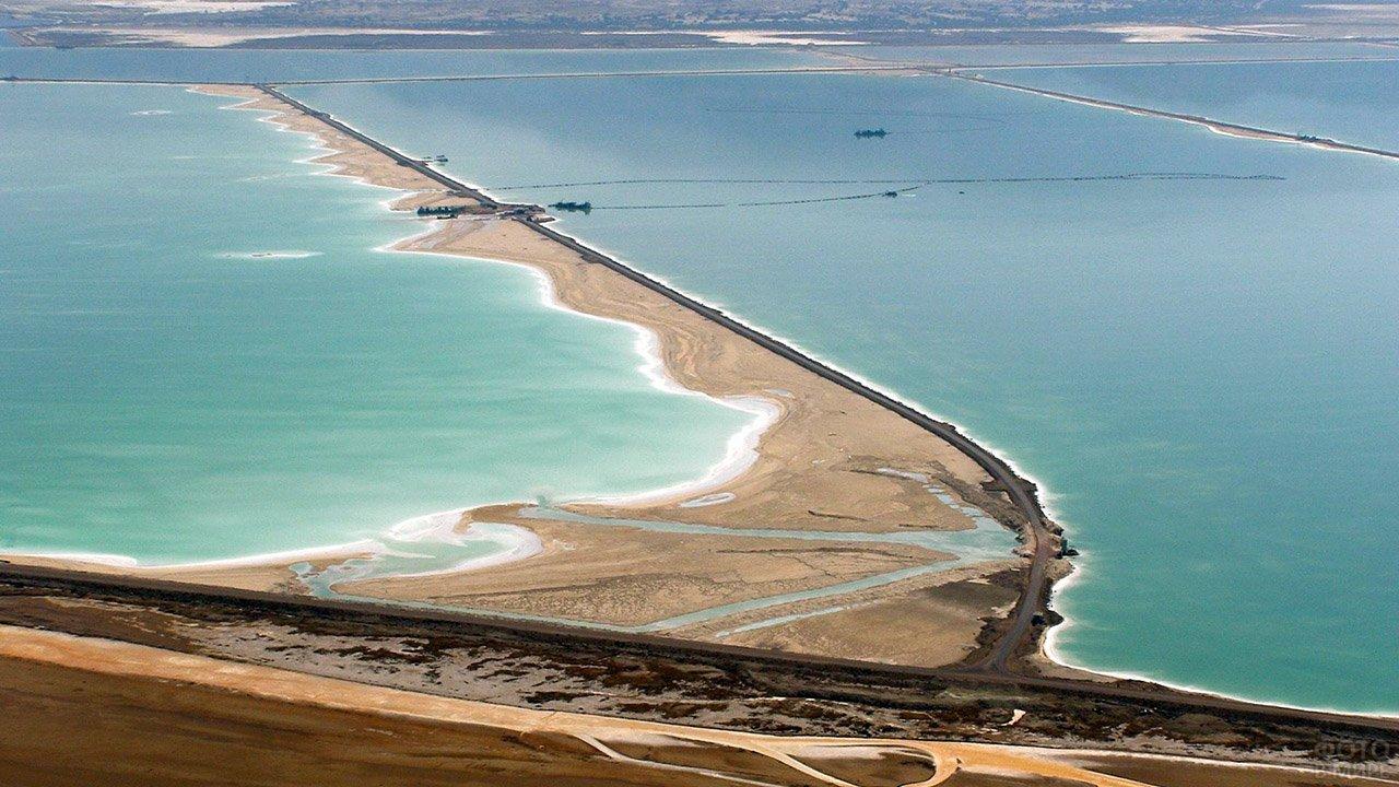 Опреснение Мёртвого моря