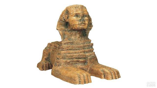 Сувенирная фигурка сфинкса из Гизы