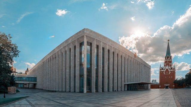 Государственный Кремлёвский дворец - Дворец Съездов