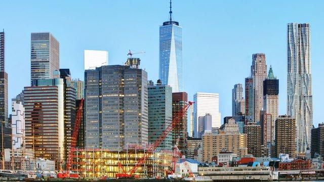Высотки Манхэттена