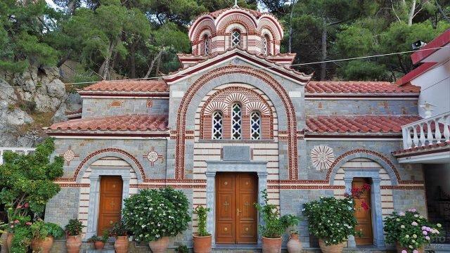 Монастырь Святого Георгия на острове Крит