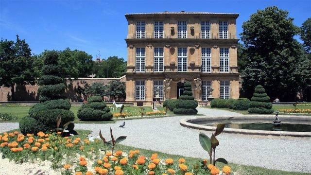 Исторический музей в Экс-ан-Провансе