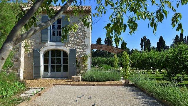 Классический дом в стиле Прованс в одноимённом регионе Франции