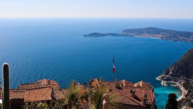 Средиземноморское побережье Прованса