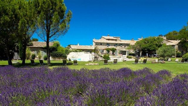Вилла для туристов в Провансе