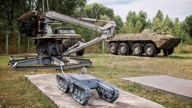 Чернобыльский технопарк ликвидаторов аварии