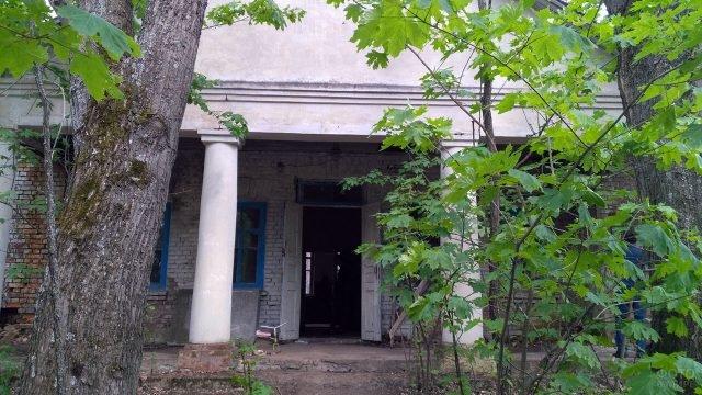 Заброшенный детский сад в зоне отчуждения Припять
