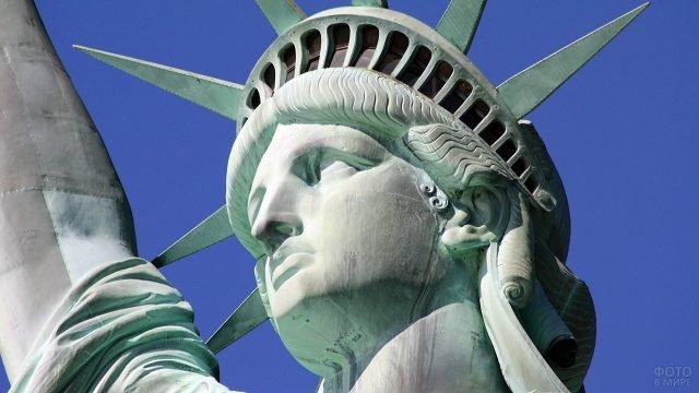 Голова Статуи Свободы
