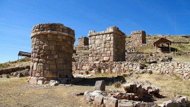 Погребальная башня Пуно