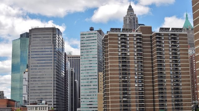 Архитектура небоскрёбов Бруклина