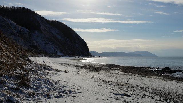 Тихий песчанный берег