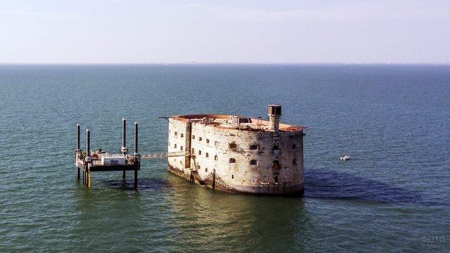 Крепость на отмели Боярд