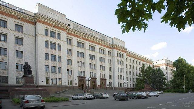 Химический корпус МГУ