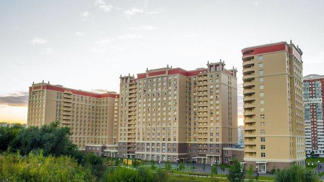 Общежитие МГУ - Дом студента на Ломоносовской - ДСЛ МГУ