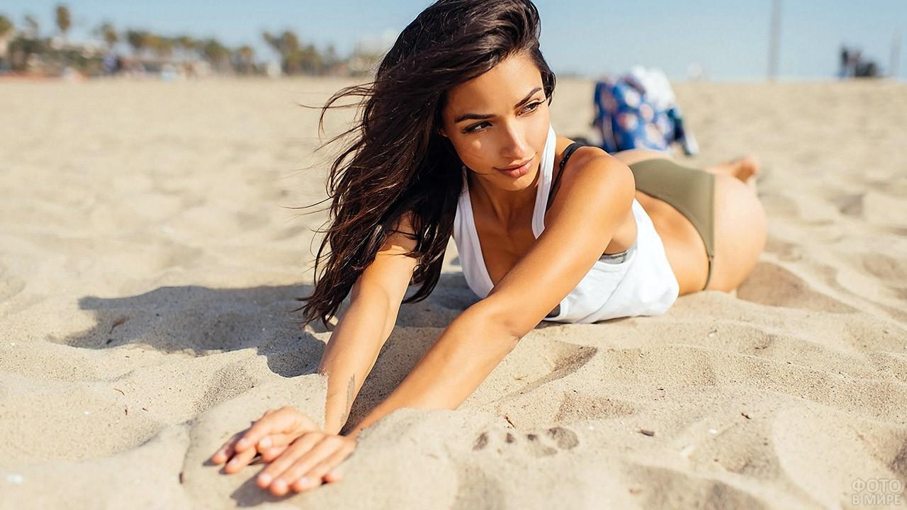 фото пляжные сюжеты