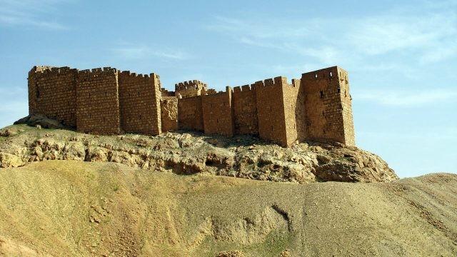 Цитадель Калаат аль-Маани