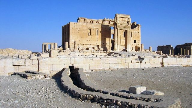 Святилище Бела в Пальмире