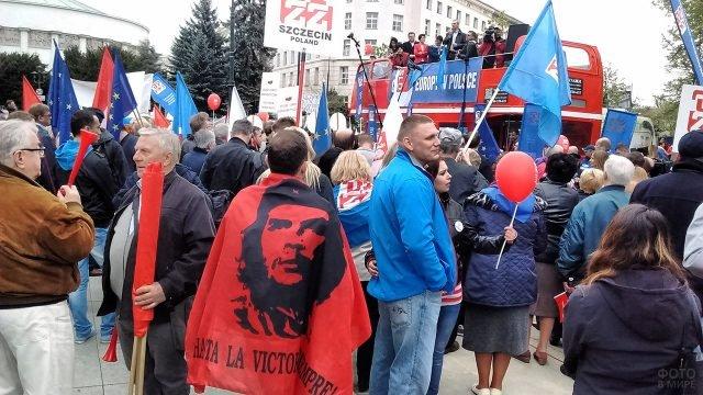 1 мая в Варшаве