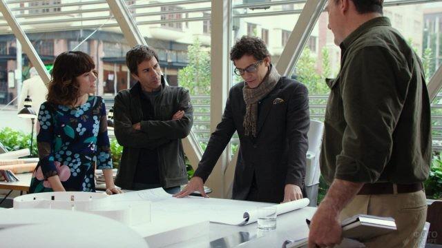 Обсуждение проекта командой архитекторов