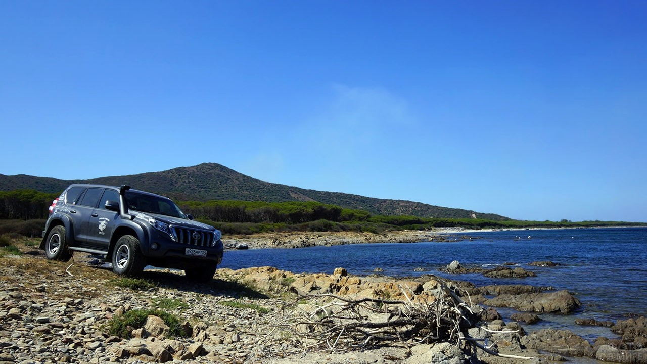 Джипинг по острову Сардиния