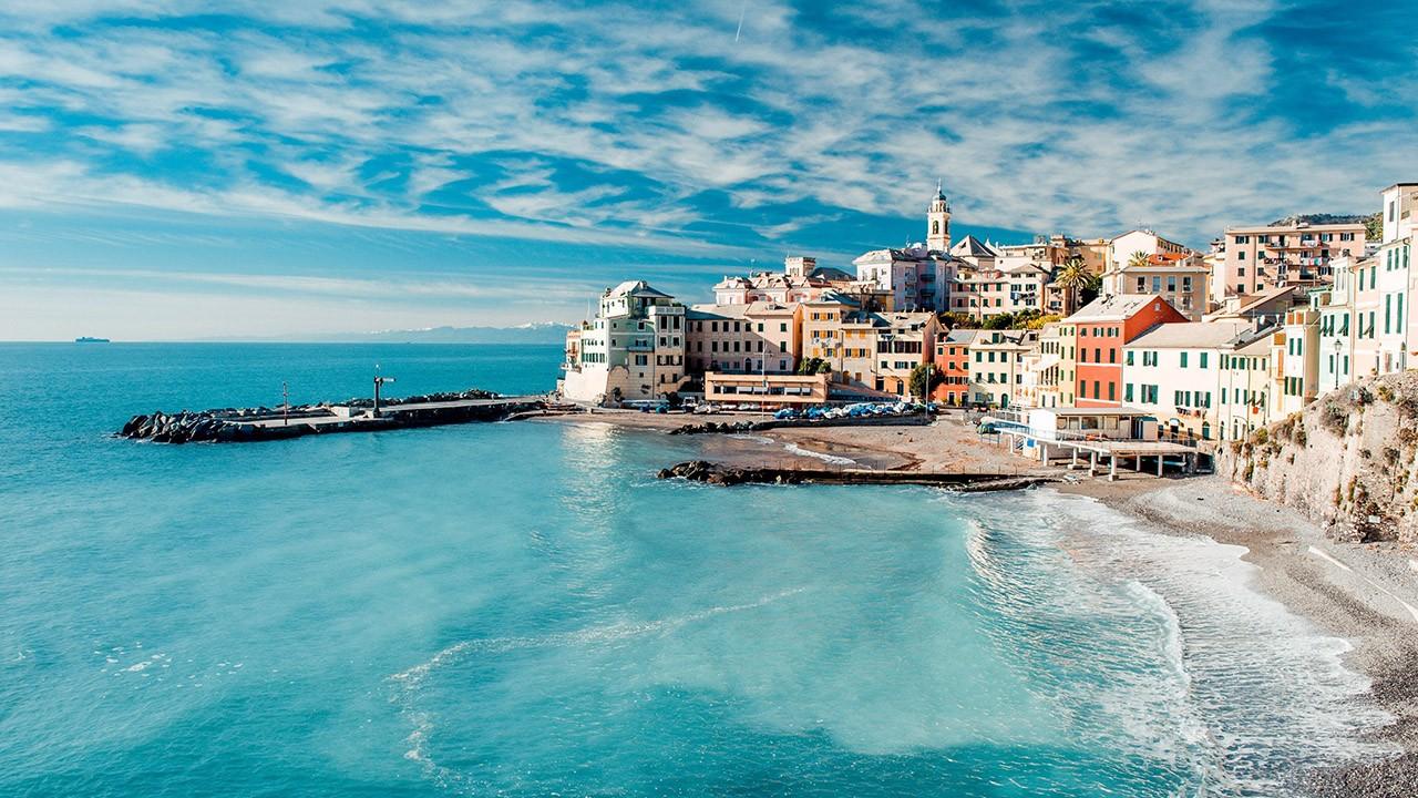 Курорт Кальяри на Сардинии