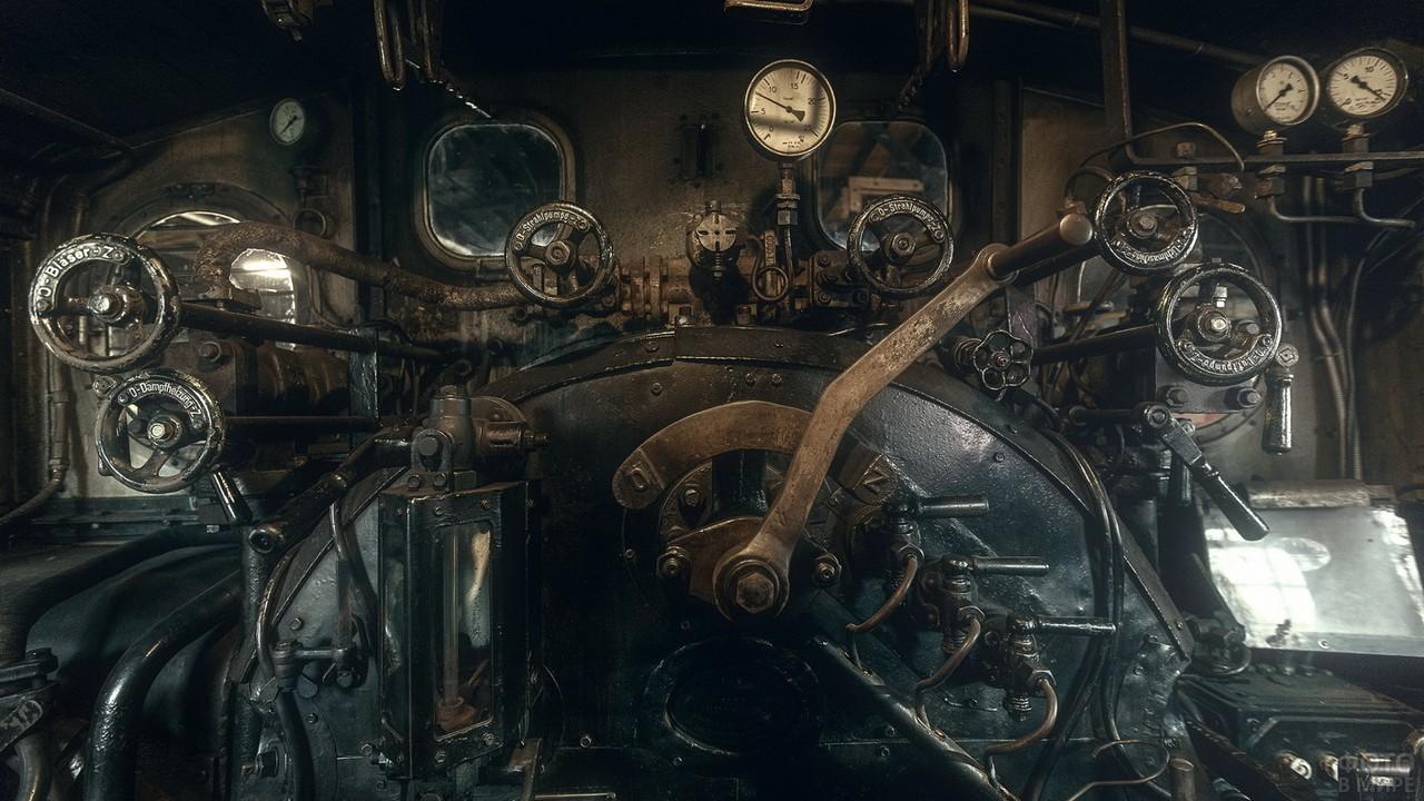 Механическое оборудование старого завода