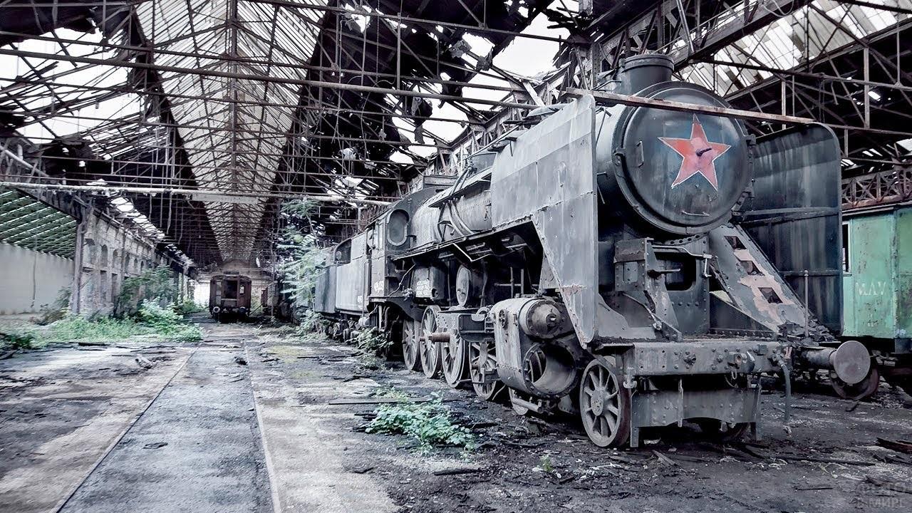 Старый вагоностроительный завод