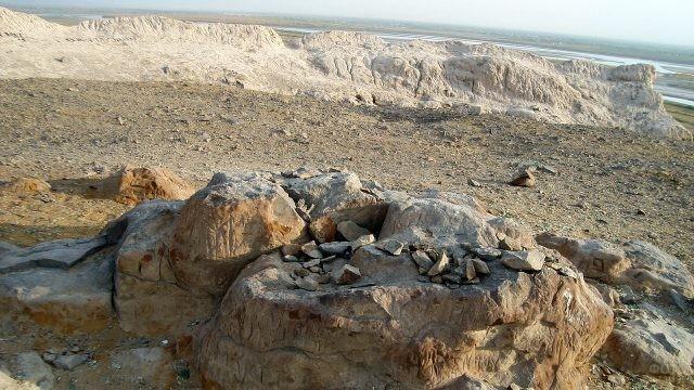 Археологические раскопки вокруг бывшего Аральского моря