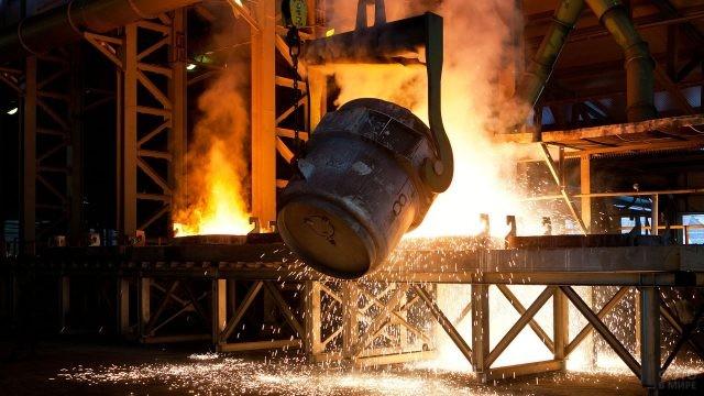 Песковский сталелитейный цех