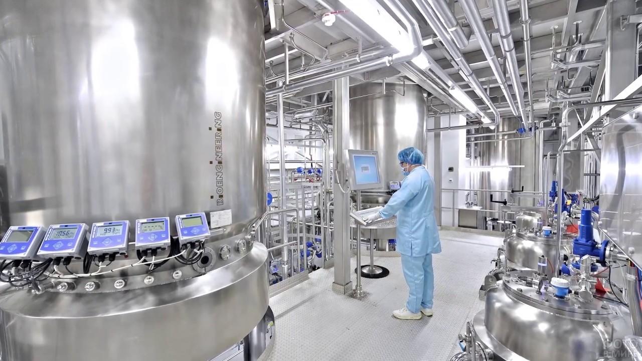 Картинки фармацевтические заводы