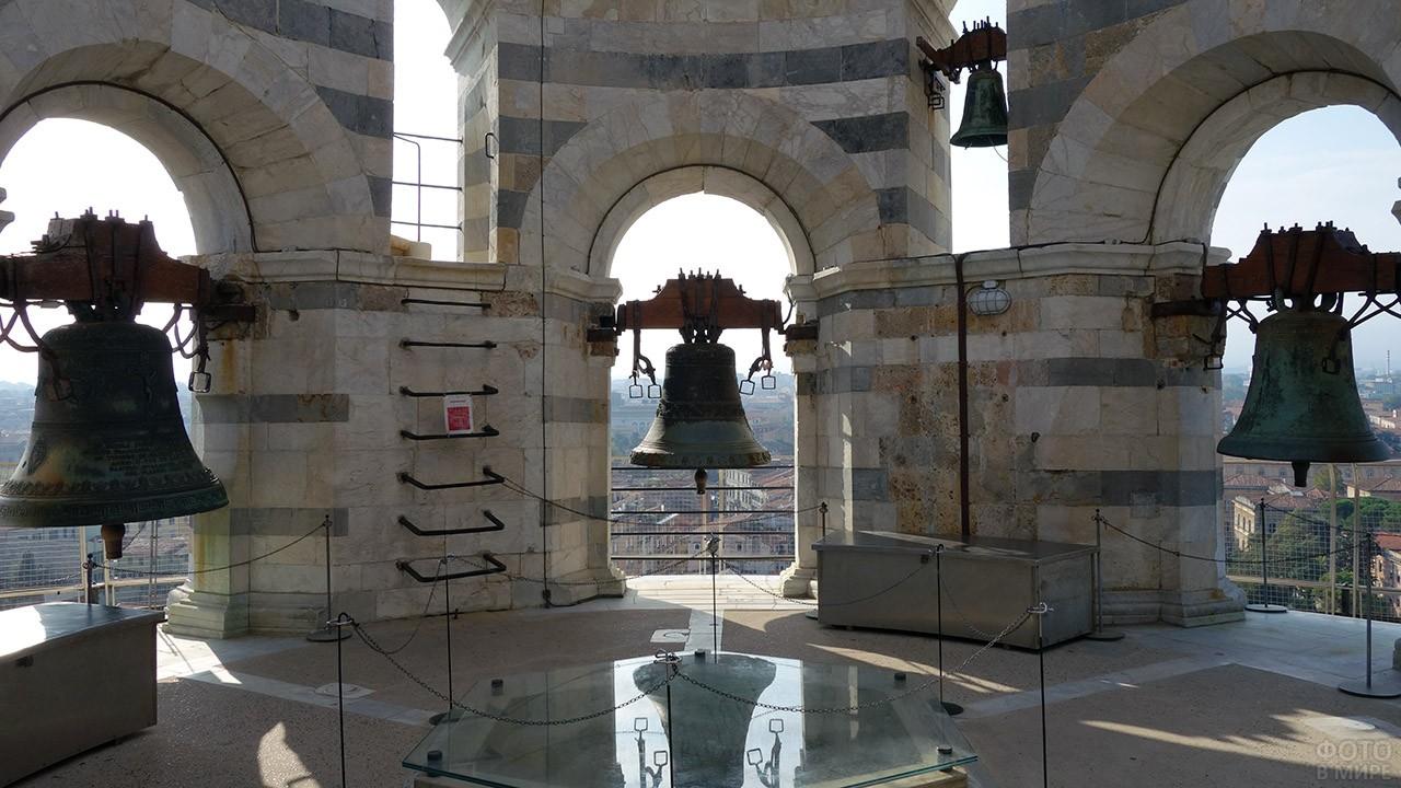 Звонница Пизанской башни