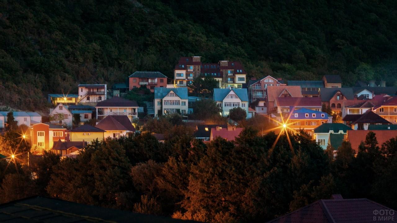 Гостевые дома и мини-гостиницы в Архипо-Осиповке