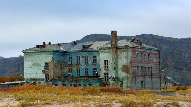 Старый дом в Абхазии