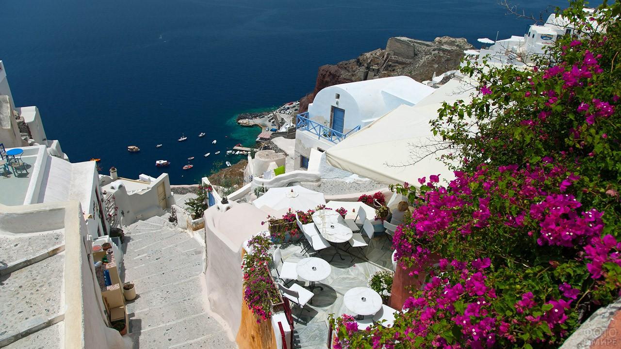 санторини греция фото отзывы туристов ней есть