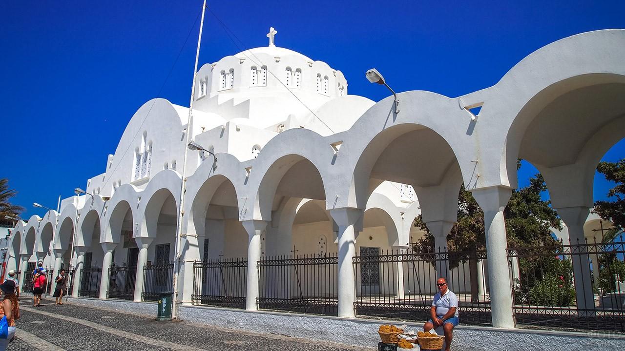 Православный Кафедральный собор в Фире
