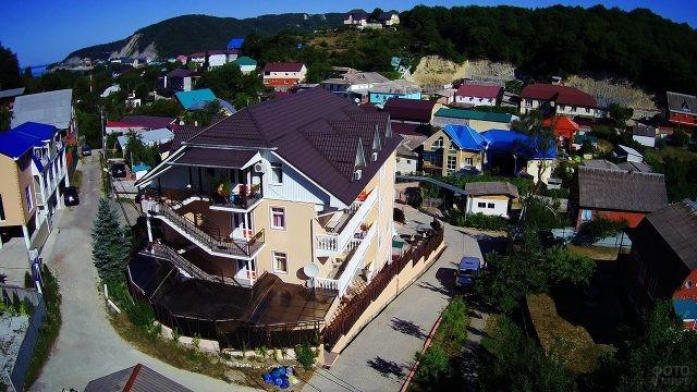 Гостевой дом в частном секторе
