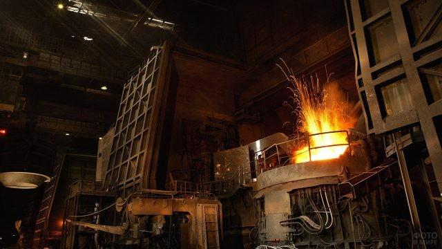 Волжский завод трубной металлургии