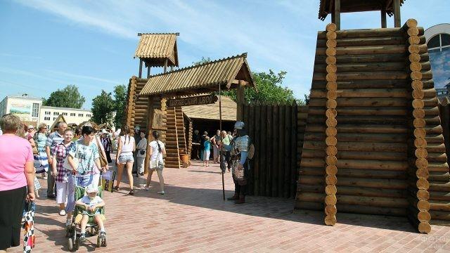 Муромский эко-парк в День семьи, любви и верности