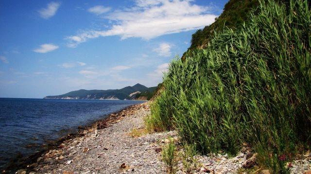 Тропа вдоль моря от Бетты к Кринице