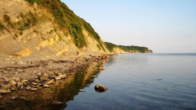 Терренкур-тропа вдоль моря