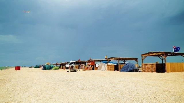 Автокемпинг Шуры-Муры на Азовском море