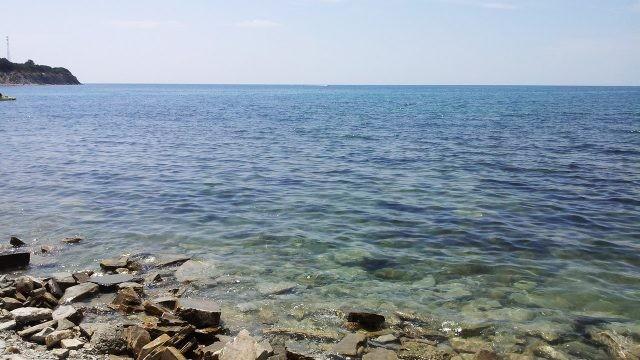Чистая вода Чёрного моря