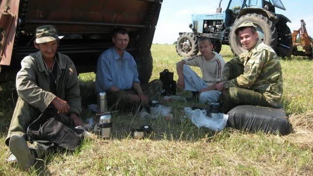 Пикник работников сельского хозяйства