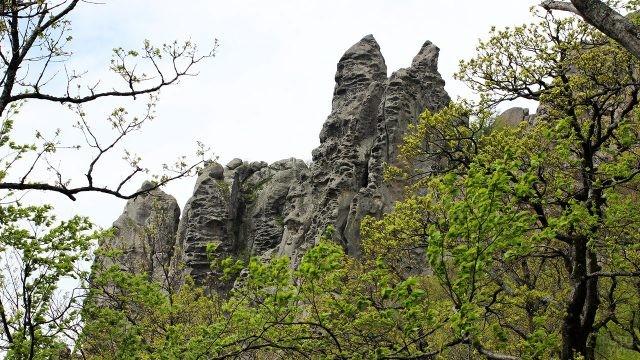 Пики горы Индюк